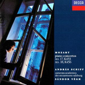 András Schiff, Sándor Végh, Camerata Academica des Mozarteums Salzburg 歌手頭像