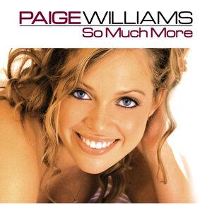Paige Williams 歌手頭像