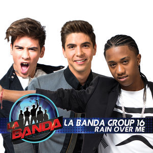 La Banda Group 16 歌手頭像