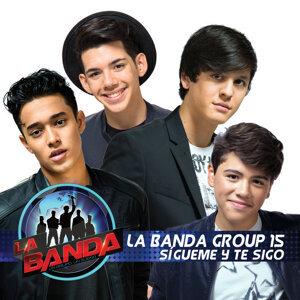 La Banda Group 15 歌手頭像