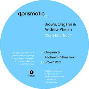 Brown, Origami, & Andrew Phelan