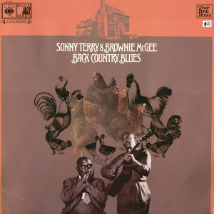 Sonny Terry, Brownie McGee 歌手頭像