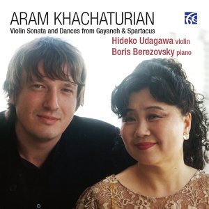 Hideko Udagawa, Boris Berezovsky 歌手頭像