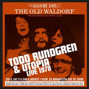 Todd Rundgren, Utopia 歌手頭像