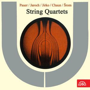 Suk Quartet, Dvořák Quartet, Smetana Quartet 歌手頭像
