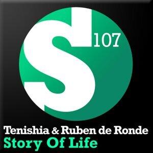 Tenishia & Ruben de Ronde 歌手頭像