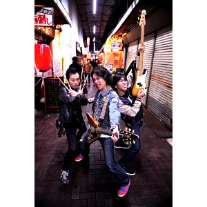 Electric Eel Shock 歌手頭像