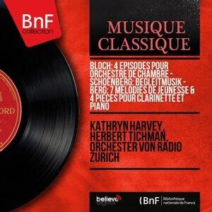 Kathryn Harvey, Herbert Tichman, Orchester von Radio Zürich 歌手頭像