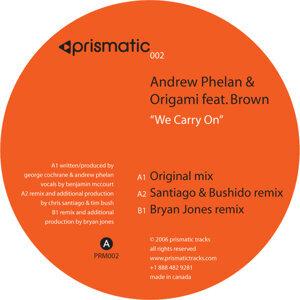 Andrew Phelan & Origami feat. Brown, Andrew Phelan & Origami 歌手頭像