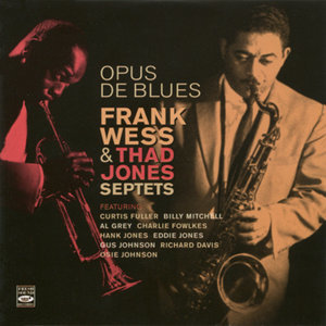 Frank Wess, Thad Jones 歌手頭像
