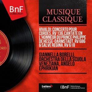 Giannella Borelli, Orchestra della Scuola veneziana, Angelo Ephrikian 歌手頭像