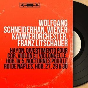 Wolfgang Schneiderhan, Wiener Kammerorchester, Franz Litschauer 歌手頭像
