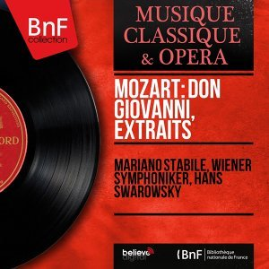 Mariano Stabile, Wiener Symphoniker, Hans Swarowsky 歌手頭像