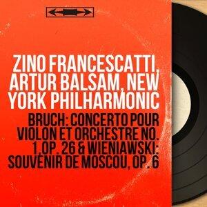 Zino Francescatti, Artur Balsam, New York Philharmonic 歌手頭像