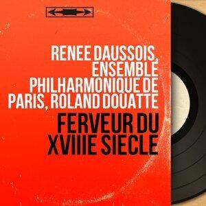 Renée Daussois, Ensemble philharmonique de Paris, Roland Douatte 歌手頭像