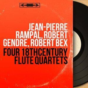 Jean-Pierre Rampal, Robert Gendre, Robert Bex 歌手頭像