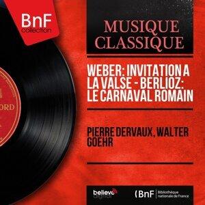 Pierre Dervaux, Walter Goehr 歌手頭像