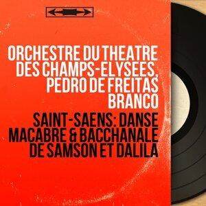 Orchestre du Théâtre des Champs-Élysées, Pedro de Freitas Branco 歌手頭像