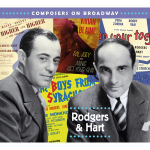 Composers On Broadway: Rodgers & Hart 歌手頭像