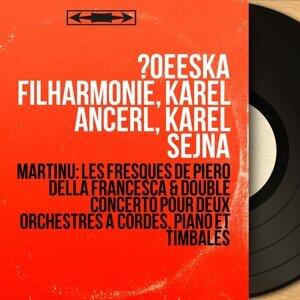 Česká filharmonie, Karel Ančerl, Karel Šejna 歌手頭像