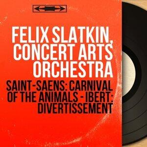 Felix Slatkin, Concert Arts Orchestra 歌手頭像