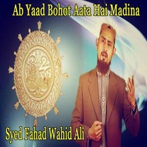 Syed Fahad Wahid Ali 歌手頭像