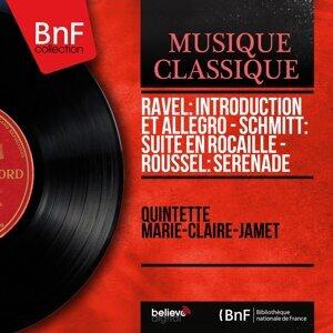 Quintette Marie-Claire-Jamet, Marie-Claire Jamet, Christian Lardé, José Sanchez, Colette Dequien, Pierre Degenne 歌手頭像