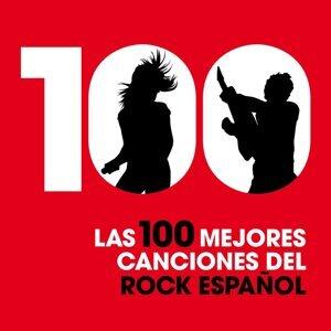 Las 100 mejores canciones del Rock español 歌手頭像