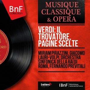 Miriam Pirazzini, Giacomo Lauri-Volpi, Orchestra sinfonica della RAI di Roma, Fernando Previtali 歌手頭像