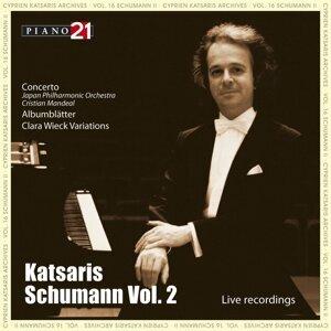 Cyprien Katsaris, Cristian Mandeal, Japan Philharmonic Orchestra 歌手頭像