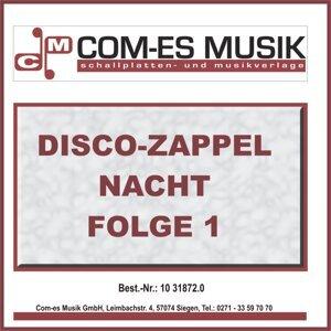 Disco-Zappel-Nacht Folge 1 歌手頭像