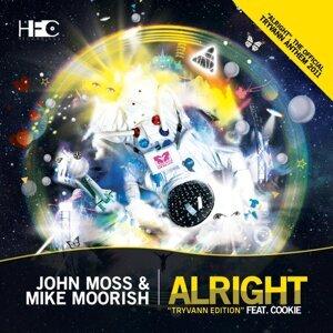 John Moss & Mike Moorish 歌手頭像