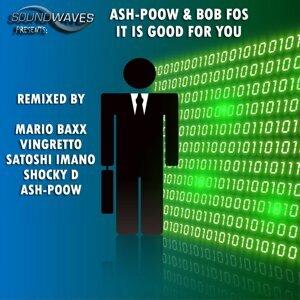 Ash Poow And Bob Fos 歌手頭像