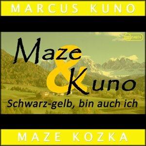 Maze & Kuno (Marcus Kuno / Maze Kozka) 歌手頭像