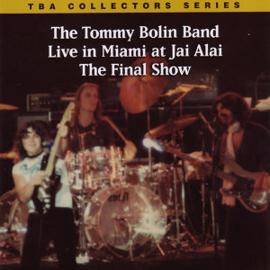 The Tommy Bolin Band 歌手頭像