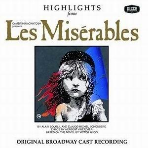Les Misérables 歌手頭像