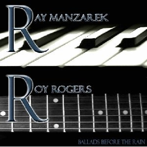 Ray Manzarek and Roy Rogers