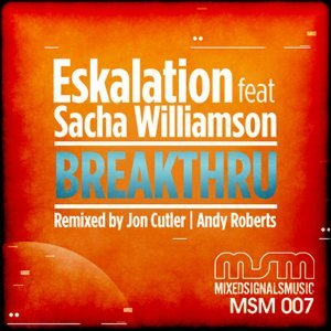 Eskalation Featuring Sacha Williamson 歌手頭像
