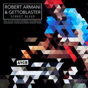 Robert Armani & Gettoblaster 歌手頭像