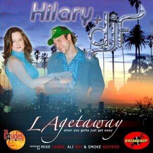 DJ F & Hilary, DJ F 歌手頭像