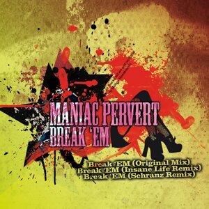 Maniac Pervert 歌手頭像