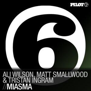 Ali Wilson, Matt Smallwood & Tristan Ingram 歌手頭像