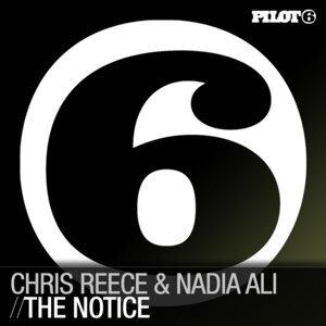 Chris Reece & Nadia Ali 歌手頭像