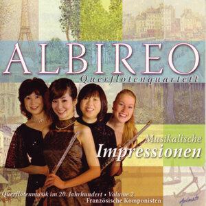 Albireo Querflötenquartett 歌手頭像