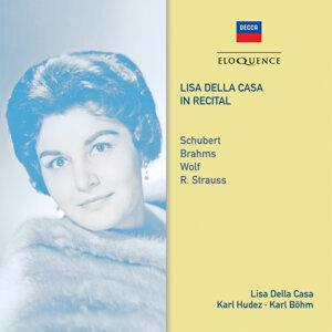 Lisa della Casa, Karl Hudez, Wiener Philharmoniker, Karl Böhm 歌手頭像