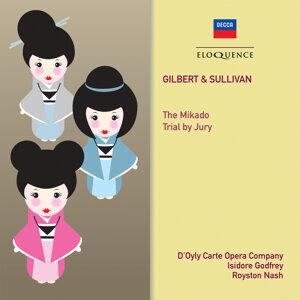 Isidore Godfrey, Royston Nash, The D'Oyly Carte Opera Company, The New Symphony Orchestra Of London, Royal Philharmonic Orchestra 歌手頭像