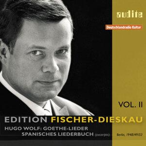 Dietrich Fischer-Dieskau, Hertha Klust, Walter Welsch & Rudolf Wille 歌手頭像