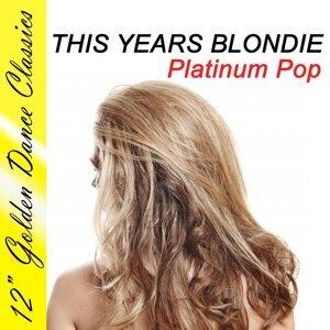 This Years Blondie アーティスト写真