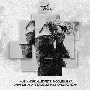 Alexandre Allegretti, Riccii, Ellie Ka 歌手頭像