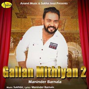 Maninder Barnala 歌手頭像